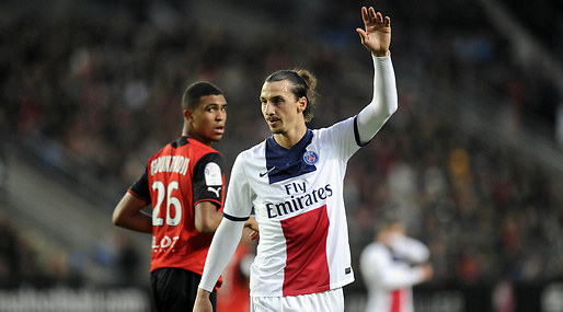 Zlatan Ibrahimovic, Champions League, Barcelona, Arsenal, Paris Saint Germain, Lottning, Bayern München