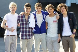 One direction, X-factor