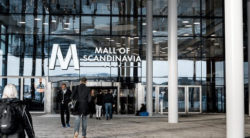 Förlust, Miljoner, Back,  Mall of Scandinavia