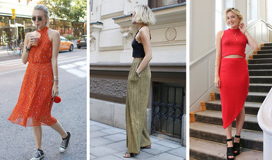 Bohemiskt, style, Bloggare, Outfit, Plagg