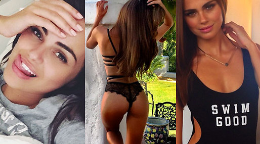 kärlek, Justin Bieber,  Xenia Deli , dejt, Victorias Secret, Playboy, par, Hollywood