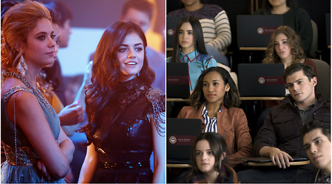 the perfectionists, pretty little liars, HBO Nordic