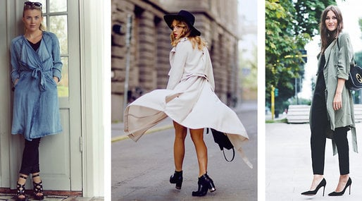 Trenchcoat, Fashion, trends