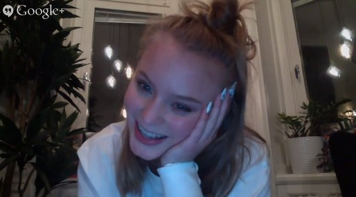 Zara Larsson, Youtube, Molly Sandén, Cannabis