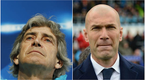 Next in football, Champions League, Nifo, Zinedine Zidane, Nextinfootball.se, Manuel Pellegrini