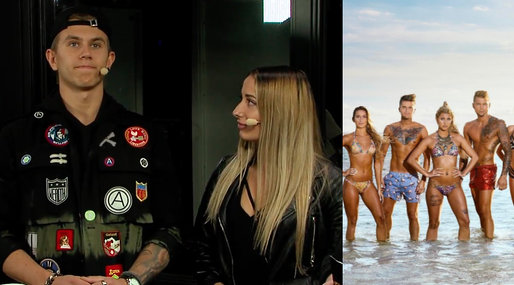 Jack Stengel-Dahl, Ex On The Beach Sverige, Antonija Mandir
