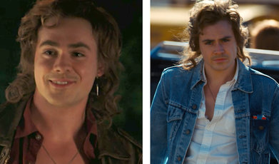 Stranger Things, Dacre Montgomery