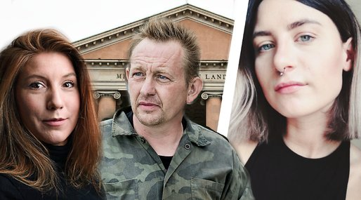 Internationella kvinnodagen, Malin Nilsson, Peter Madsen, Kim Wall