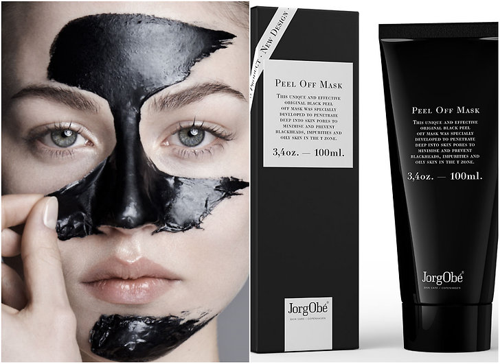 JorgObé peel off-mask