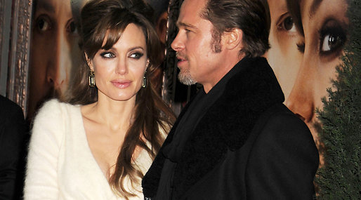 Brollop, Brad Pitt,  Opeation, Angelina Jolie