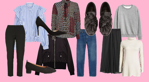 Outfit, Mode