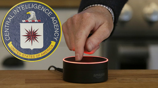 CIA, Amazon, Alexa