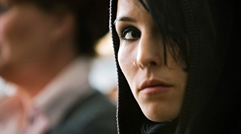Stieg Larsson, The Girl With The Dragon Tattoo, Film, Millenium, Lisbeth Salander, Noomi Rapace