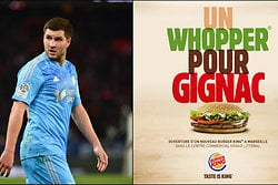 Big Mac, André-Pierre Gignac, Whopper, Paris Saint Germain, Marseille, Vikthån
