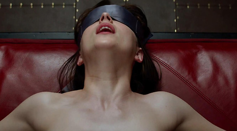 fifty shades of grey, Biljett, Film, Biograf