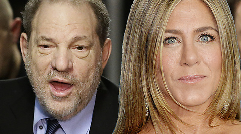 Harvey Weinstein, Jennifer Aniston