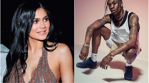 Kylie Jenner, Travis Scott, Stormi Webster