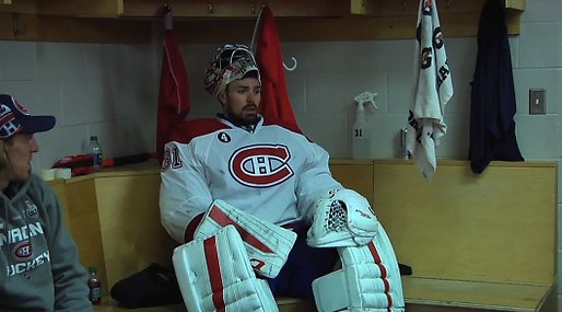 Carey Price, nhl, Montreal Canadiens, Hockey,  Prank, Ottawa Senators
