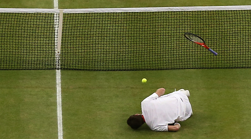 Andy Murray, Roger Federer, Världsetta, Wimbledon, Grand Slam, Tennis