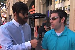 Fake Drake ,   I Witness News, Drake, Jimmy Kimmel