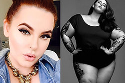 Tess Holliday, Modell, instagram