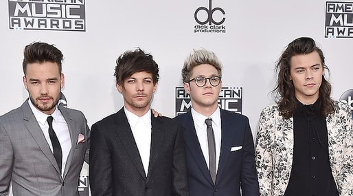 One direction, Louis Tomlinson