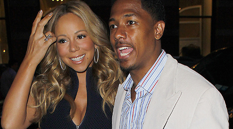 Nick Cannon, Facebook, Mariah Carey