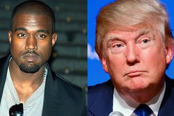 kwiss, Test, Quiz, Donald Trump, Kanye West