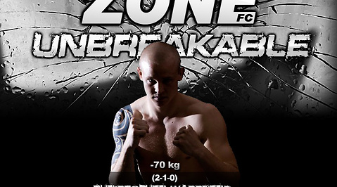 Gladius, August Wallén, Hamid Corassani, Lisebergshallen, The Zone FC, MMA