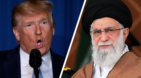 Iran, Donald Trump, USA