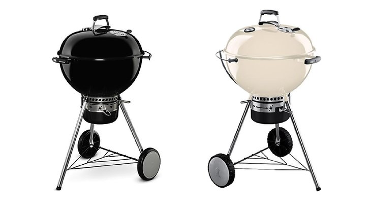Weber master touch grill