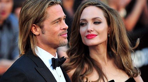 Opeation, Angelina Jolie, Brollop, Brad Pitt