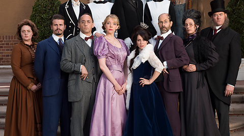 bellacourt, tv-serie, Parodi, another period, Comedy Central