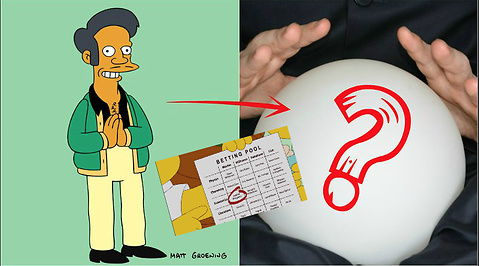 Edward Snowden, The Simpsons