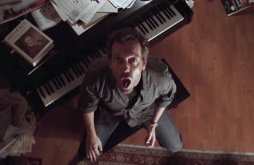 Hugh Laurie, House, Gregory House