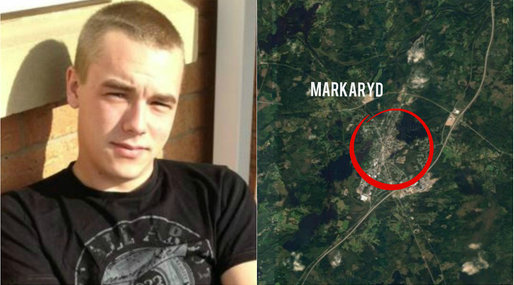 Markaryd, Missing People, Försvunnen