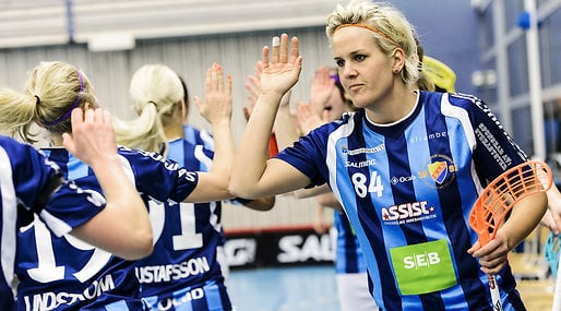 Forskning, Handboll,  high five