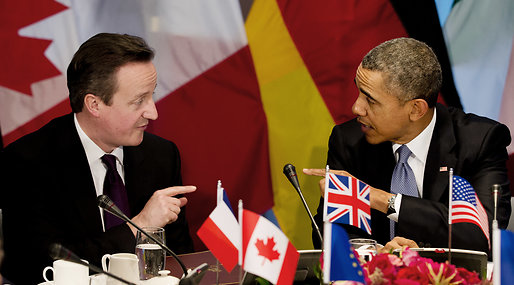 David Cameron, bros, Relationer, Barack Obama, Storbritannien, USA