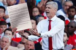 Arsenal, Arsene Wenger, Fotboll, Premier League