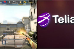 Counter-Strike: Global Offensive, Telia, csgo
