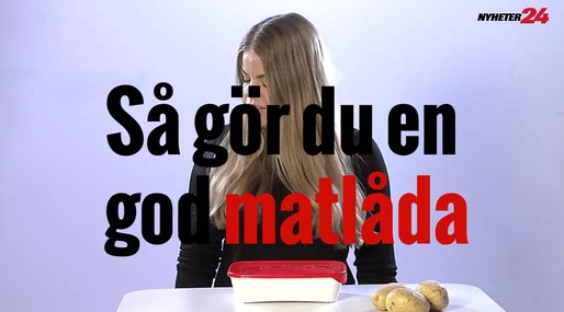 Video,  lifehack, Matlåda, Tips, gott