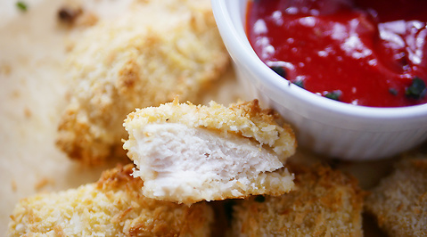 Recept, Nuggets