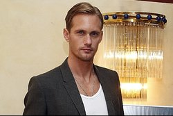 Alexander Skarsgård, Stjärna, True Blood, Hollywood, Vampyr, Bita, Kate Bosworth, Film