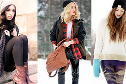 Bloggare, inspiration, Modetterna, Outfits
