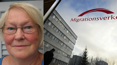 God Man, Migration, Eldsjälar, Invandring, Migrationsverket
