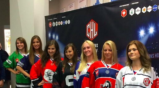 CHL, Hockey