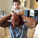 Dwayne The Rock Johnson gosar med sin dotter!