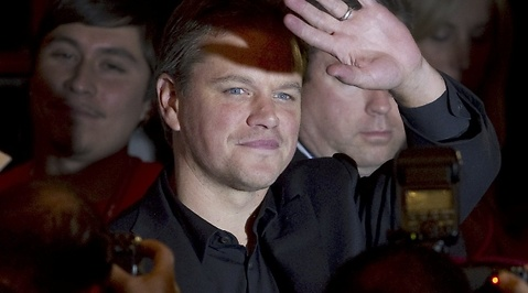 Matt Damon, Hollywood, Förhandlingar, Kontrakt, Film