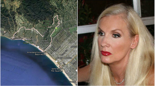 Gunilla Persson, Hollywoodfruar, Pacific Palisades, Brand