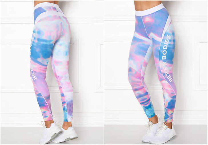 Printade tights Better Bodies